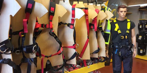 Comment choisir son harnais de sécurité pour travail en hauteur