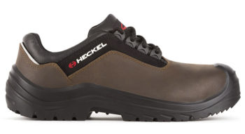 Chaussures de sécurité en cuir